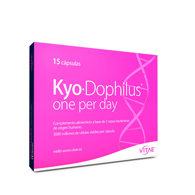 KYODOPHILUS ONE PER DAY 15 CAPS