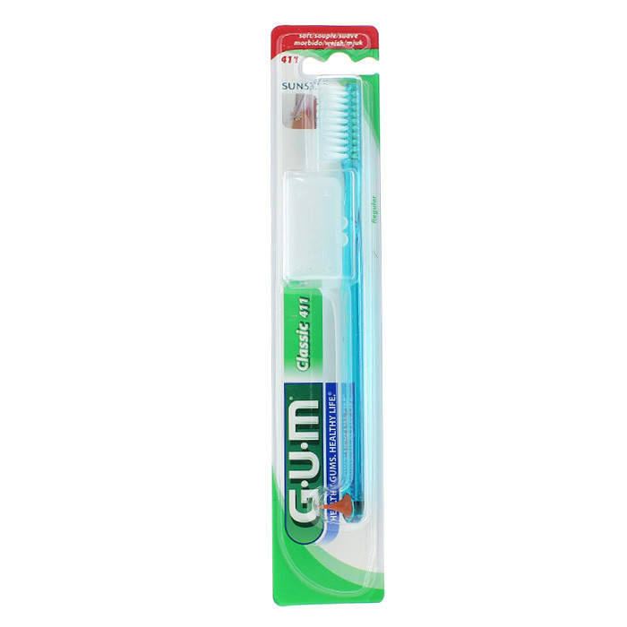 GUM CEPILLO DENTAL ADULTO CLASSIC 411