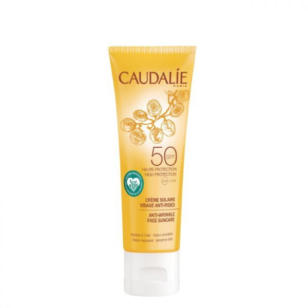 CAUDALIE SOLAIRE VELOUTEE CR SPF50 50ML