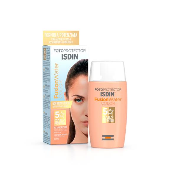 FOTOPROT ISDIN  FUSION WAT COL SPF50+50ML