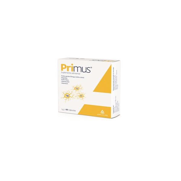 PRIMUS CAPS X60 MAGNESIO