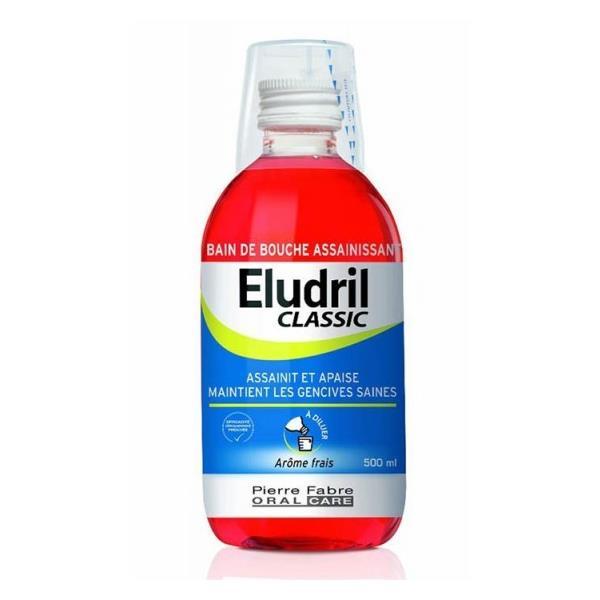 ELUDRIL CLASSIC COLUT 500ML