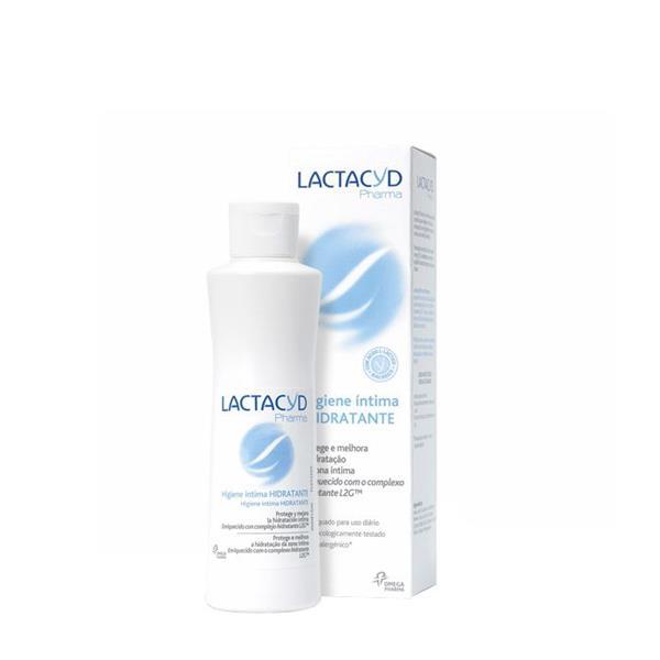 LACTACYD HIDRATA HIGIENE INTIMA 250ML