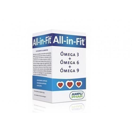 WIN FIT OMEGA 3+6 +9 CAPS X30 GAMA-LINOLENICO (ACIDO)