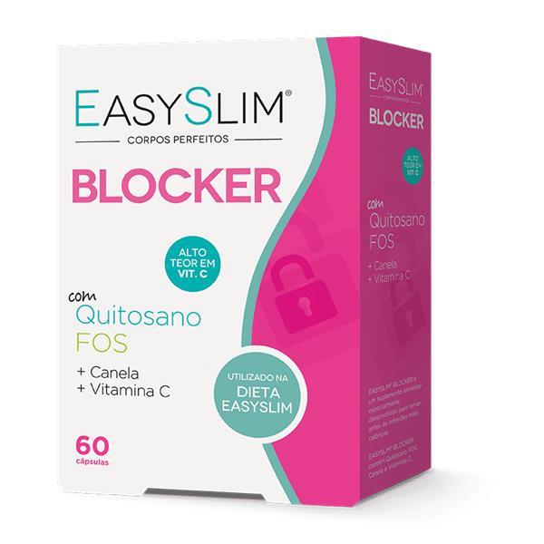 EASYSLIM BLOCKER CAPS X60 FRUCTO-OLIGOSSACARIDOS