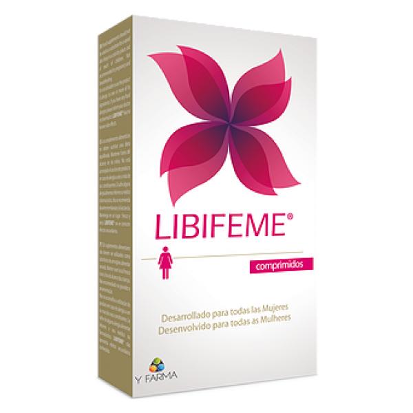LIBIFEME COMP X 30 COMPS ASCORBICO (ACIDO) (VITAMINA C)