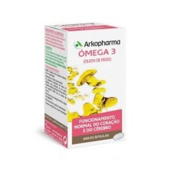 ARKOCAPSULAS OMEGA 3 CAPS X 100 DOCOSAHEXANOICO (ACIDO) (DHA)