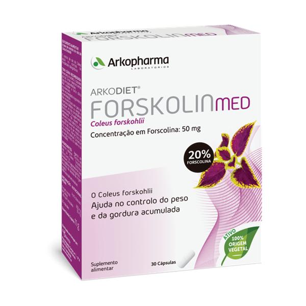 ARKODIET FORSKOLIN CAPS X30 FORSCOLINA